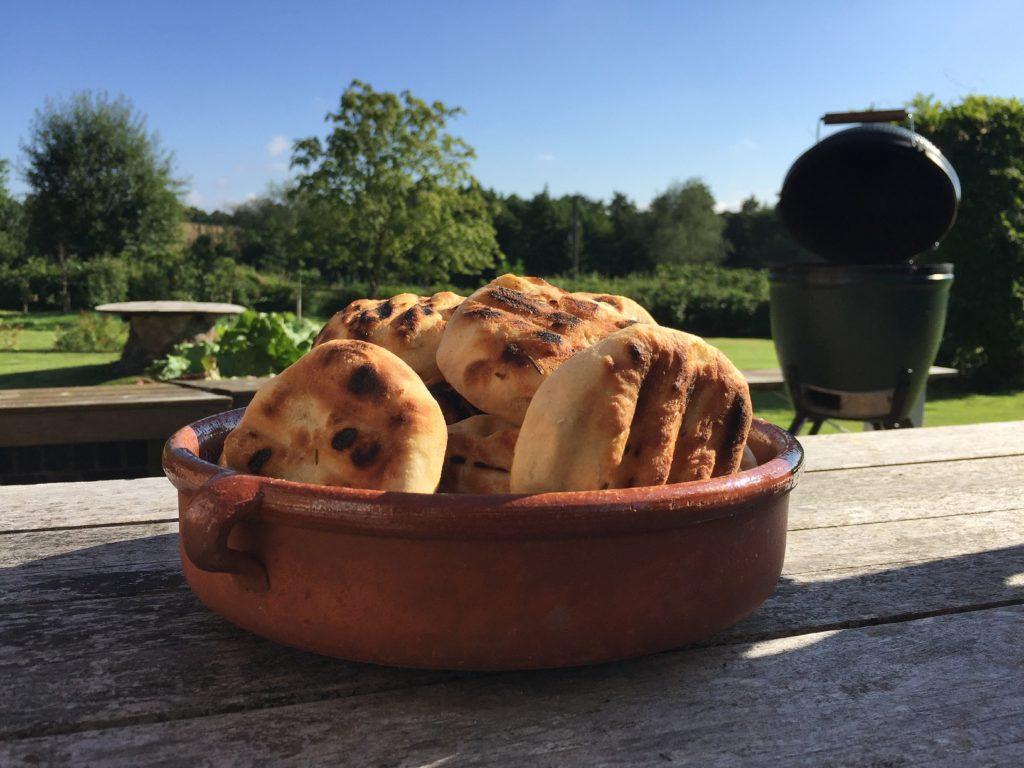 Big Green Egg Cooking Classes pics Gaucho Bread