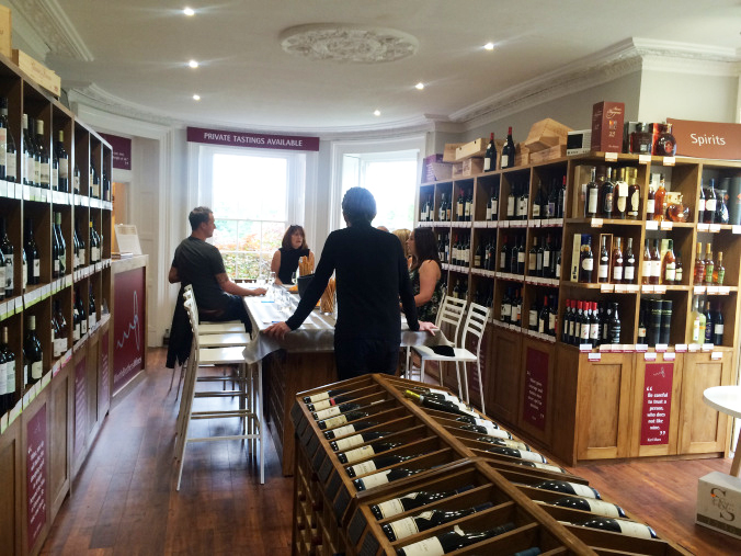 Wine tasting in Derby Worth Brothers Wines
