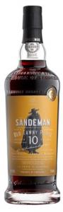 10 YEAR OLD TAWNY, Sandeman